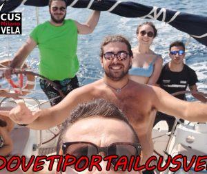 Estate 2021: CUS Milano Sailing Week