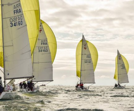 Regate: Student Yachting World Cup