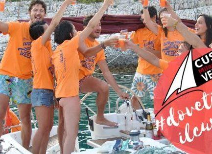 Estate 2019: CUS Milano Vela Sailing Week
