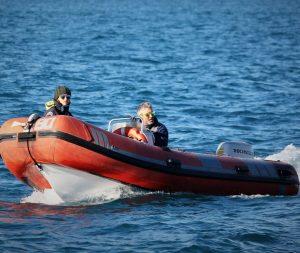 Patente nautica entro le 12 miglia dalla costa