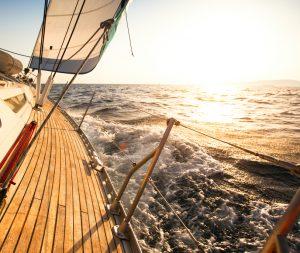 Patente nautica senza limiti dalla costa
